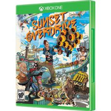 Игра для Xbox One Microsoft Sunset Overdrive для Xbox One. Рус. версия (3QT-00028)